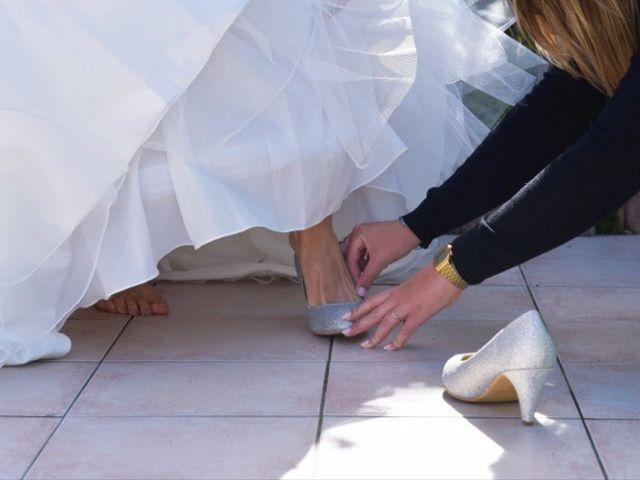 Le mariage de Jessica et Fabien à Ploudalmézeau, Finistère 64