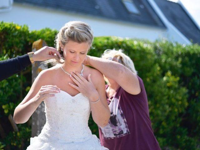 Le mariage de Jessica et Fabien à Ploudalmézeau, Finistère 66