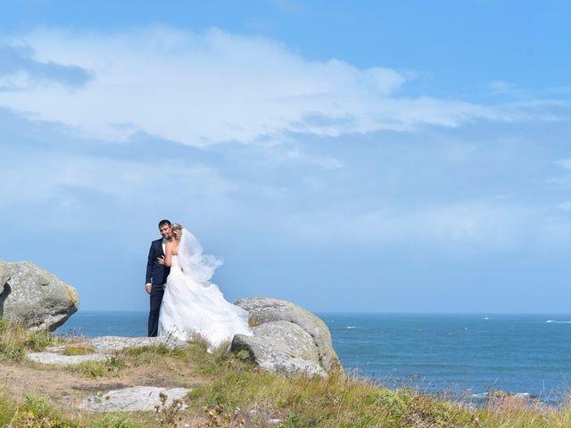 Le mariage de Jessica et Fabien à Ploudalmézeau, Finistère 72