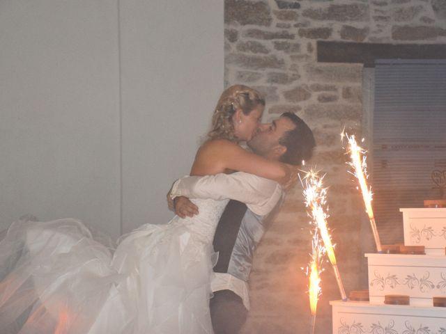 Le mariage de Jessica et Fabien à Ploudalmézeau, Finistère 73