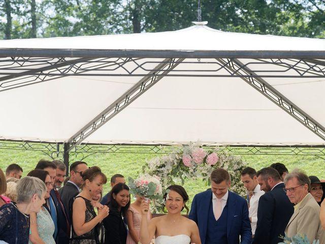 Le mariage de Davy et Sylvie à Saint-Priest-Bramefant, Puy-de-Dôme 30