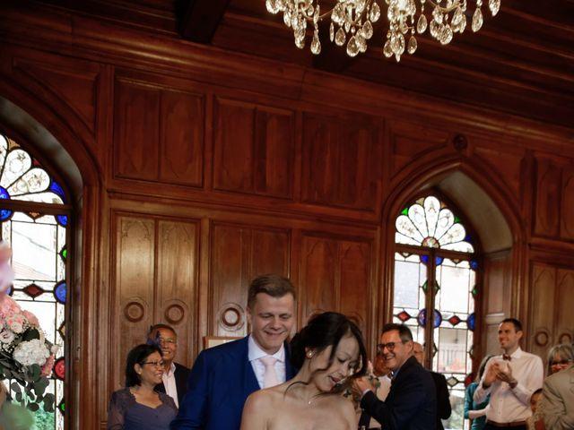 Le mariage de Davy et Sylvie à Saint-Priest-Bramefant, Puy-de-Dôme 41