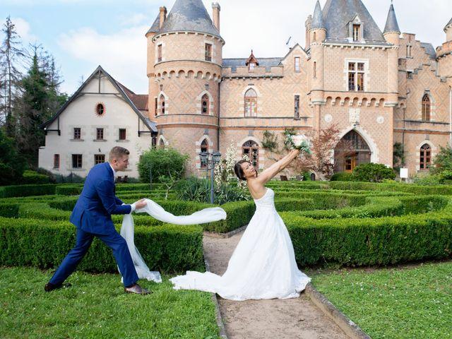 Le mariage de Sylvie et Davy