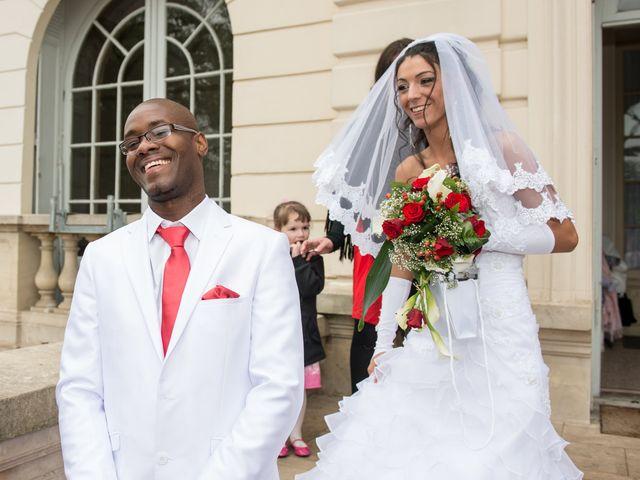 Le mariage de Audrey et Eloic à Chilly-Mazarin, Essonne 4