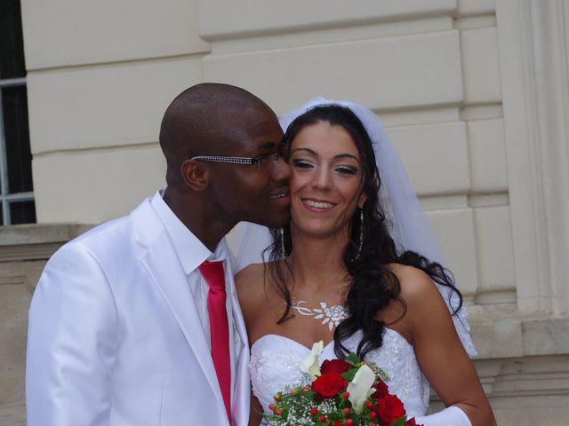 Le mariage de Audrey et Eloic à Chilly-Mazarin, Essonne 2
