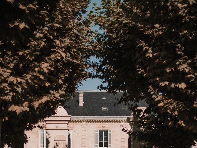 Le mariage de Benjamin et Chloé à Léognan, Gironde 3