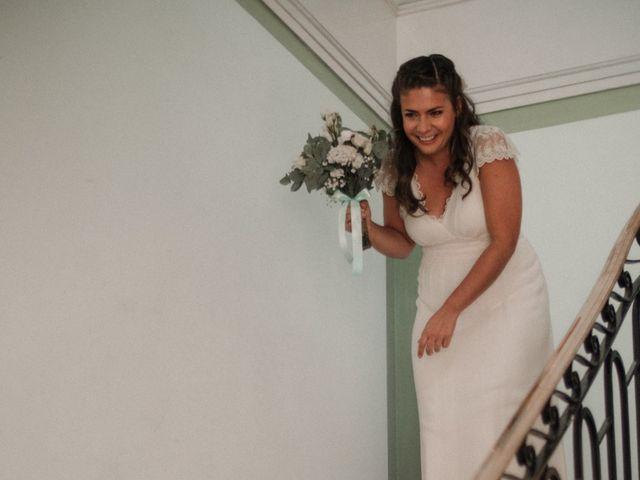 Le mariage de Benjamin et Chloé à Léognan, Gironde 20