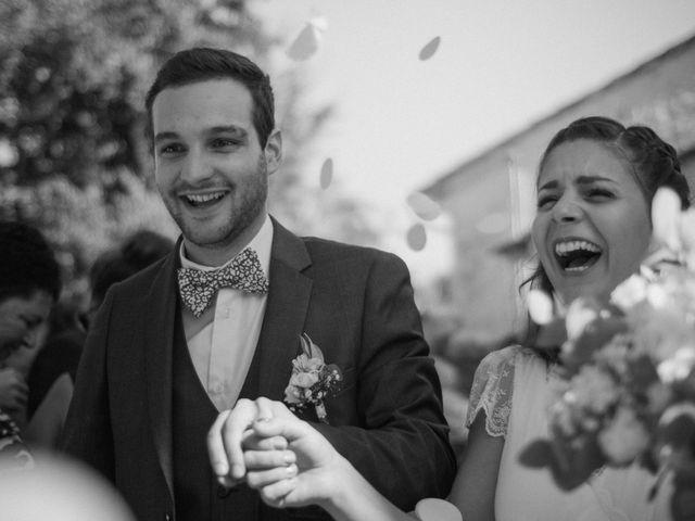 Le mariage de Benjamin et Chloé à Léognan, Gironde 29
