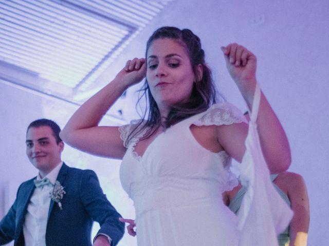 Le mariage de Benjamin et Chloé à Léognan, Gironde 44
