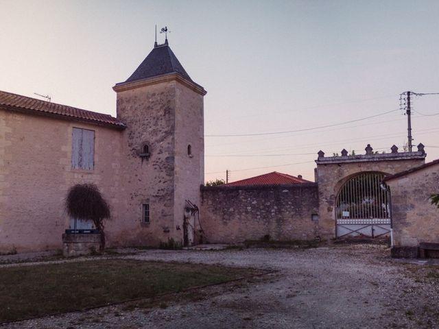Le mariage de Benjamin et Chloé à Léognan, Gironde 45