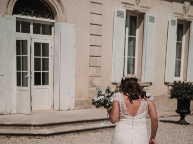 Le mariage de Benjamin et Chloé à Léognan, Gironde 14