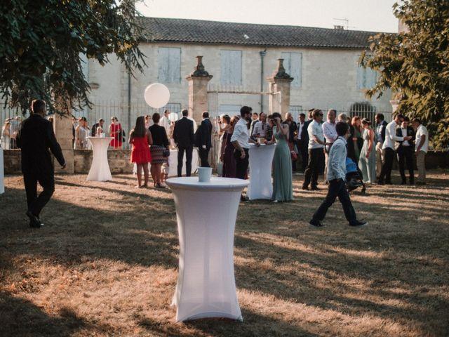 Le mariage de Benjamin et Chloé à Léognan, Gironde 41