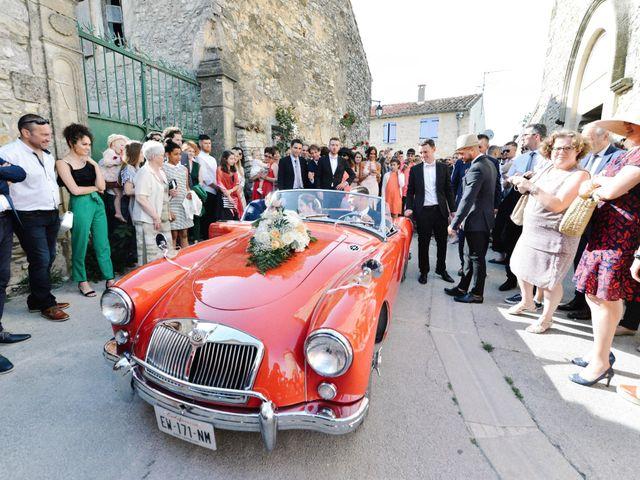 Le mariage de Gaetan et Céline à Nîmes, Gard 26
