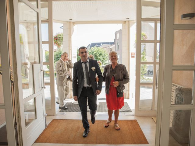 Le mariage de Ghyslain et Stéphanie à Ludres, Meurthe-et-Moselle 1