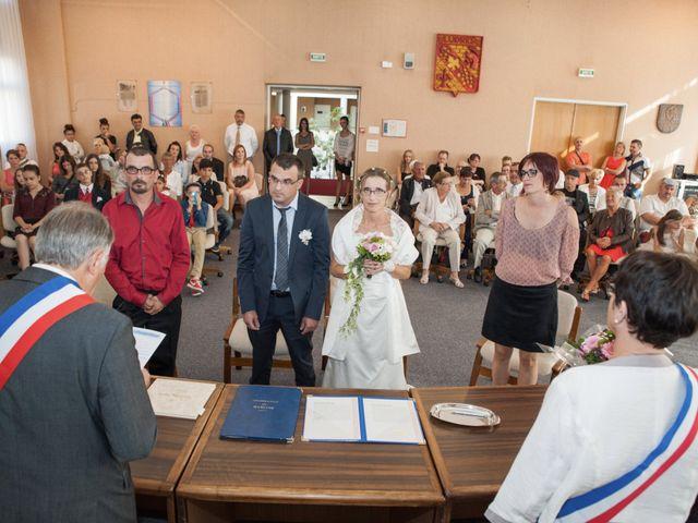 Le mariage de Ghyslain et Stéphanie à Ludres, Meurthe-et-Moselle 5