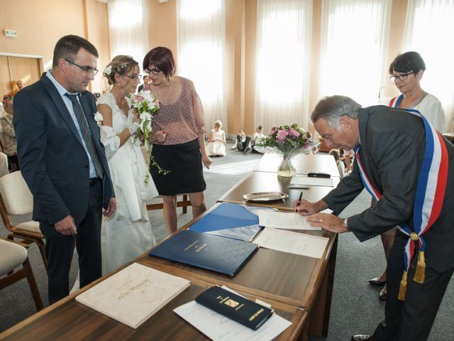 Le mariage de Ghyslain et Stéphanie à Ludres, Meurthe-et-Moselle 8