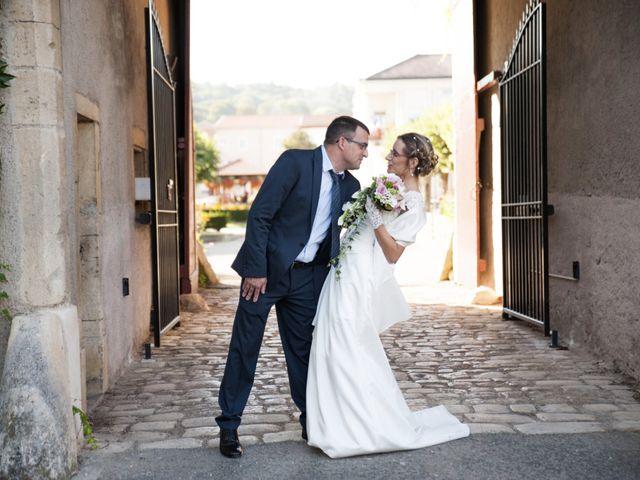Le mariage de Ghyslain et Stéphanie à Ludres, Meurthe-et-Moselle 13