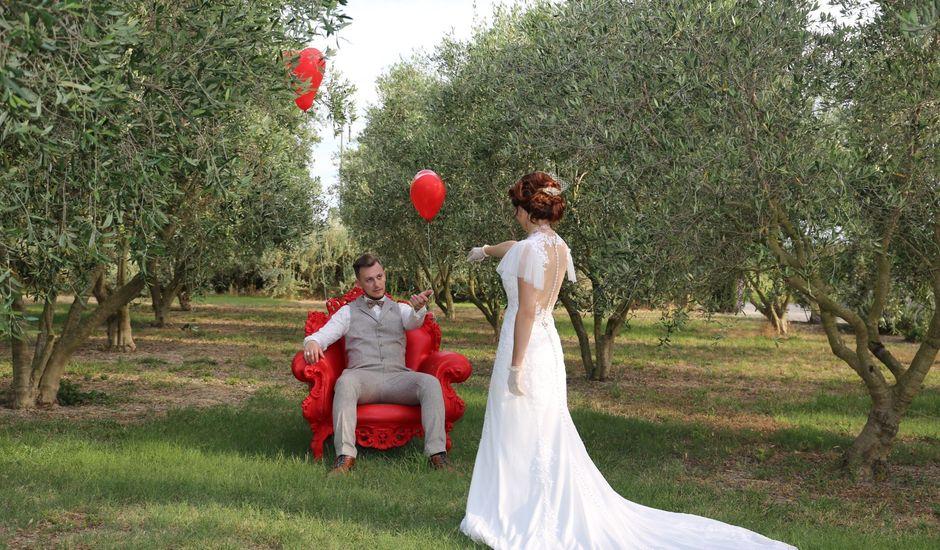 Le mariage de Emmanuel et Chloe à Saint-Gilles, Gard
