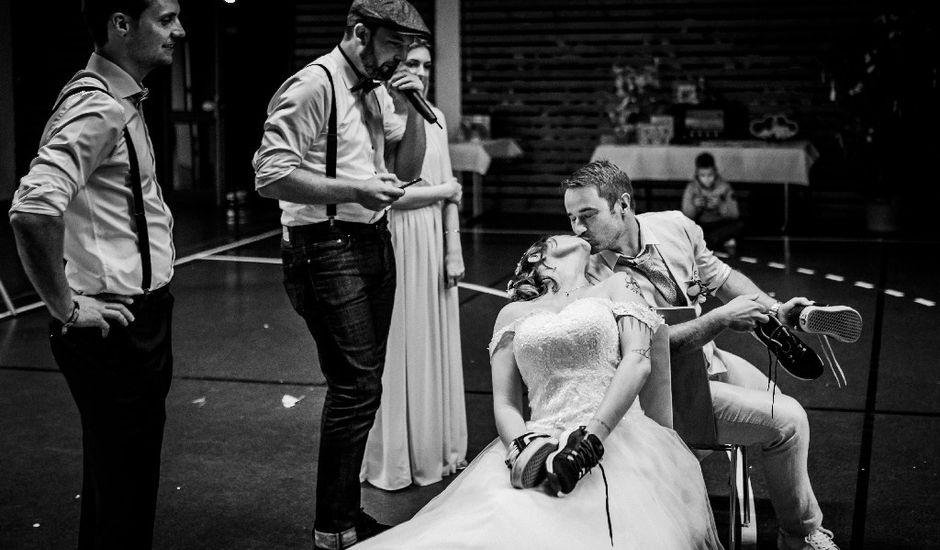 Le mariage de Steve et Helen à Ergersheim, Bas Rhin