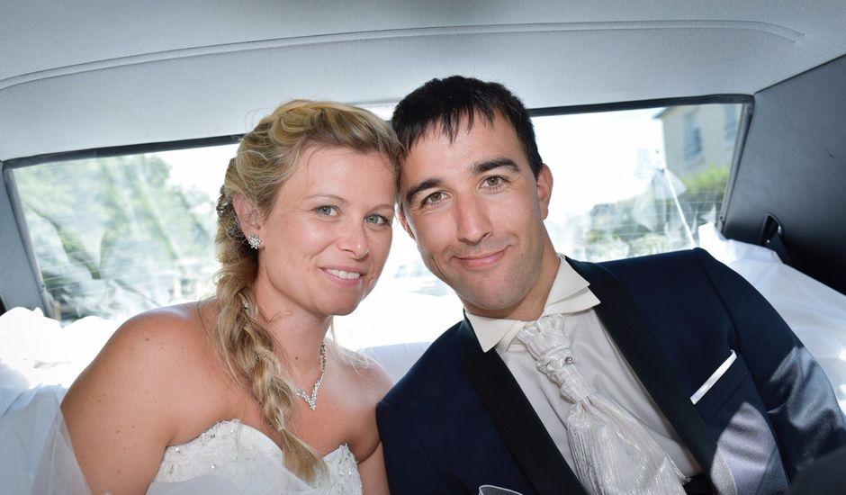 Le mariage de Jessica et Fabien à Ploudalmézeau, Finistère