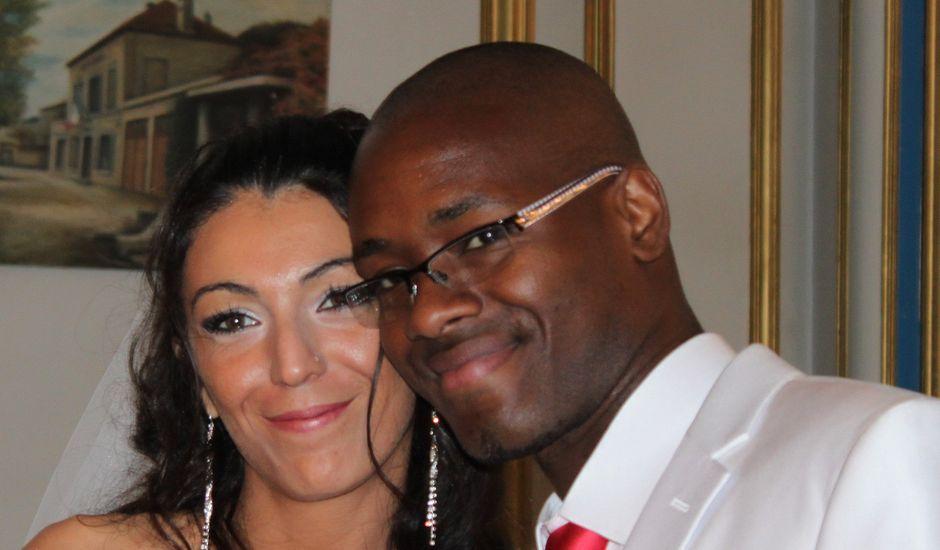 Le mariage de Audrey et Eloic à Chilly-Mazarin, Essonne