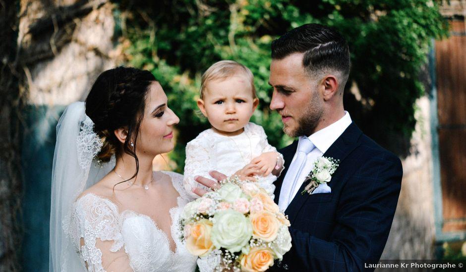 Le mariage de Gaetan et Céline à Nîmes, Gard