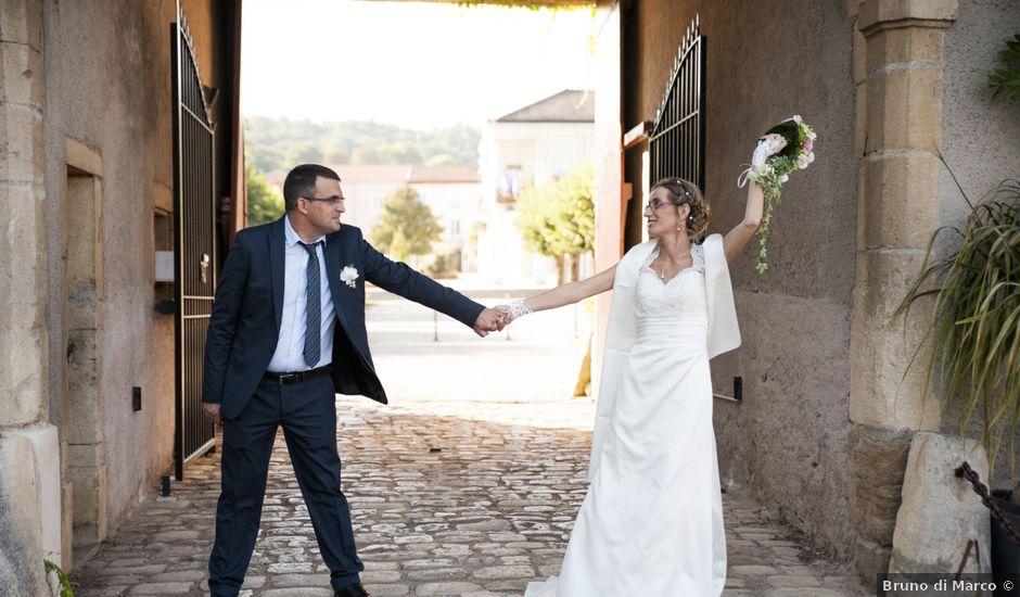 Le mariage de Ghyslain et Stéphanie à Ludres, Meurthe-et-Moselle