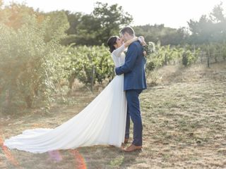 Le mariage de Kathia et Thibault