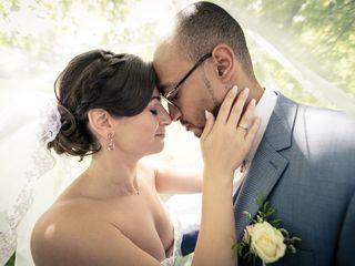 Le mariage de Militsa et Davy