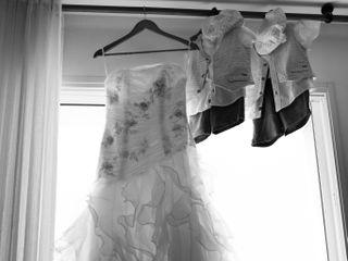 Le mariage de Amandine et Keveen 1