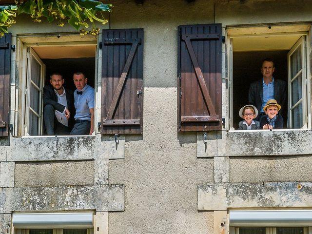 Le mariage de Julien et Delphine à Leignes-sur-Fontaine, Vienne 8