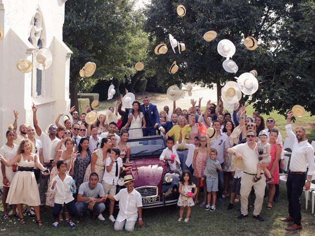 Le mariage de Thao et Pascal à Villeneuve-lès-Maguelone, Hérault 6