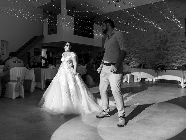 Le mariage de Thomas et Anaïs à Saint-Germain-des-Prés, Tarn 18