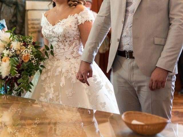 Le mariage de Thomas et Anaïs à Saint-Germain-des-Prés, Tarn 31