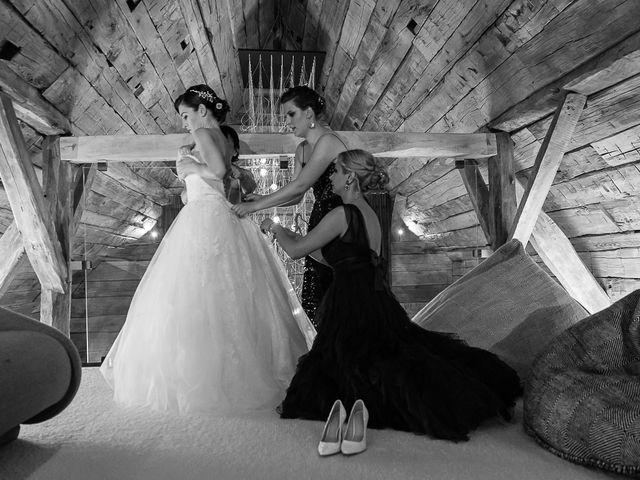 Le mariage de Davy et Militsa à Steinbrunn-le-Bas, Haut Rhin 6