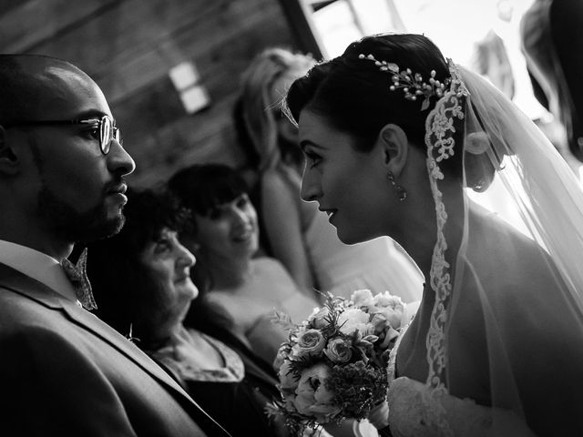 Le mariage de Davy et Militsa à Steinbrunn-le-Bas, Haut Rhin 20