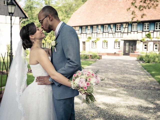Le mariage de Davy et Militsa à Steinbrunn-le-Bas, Haut Rhin 36