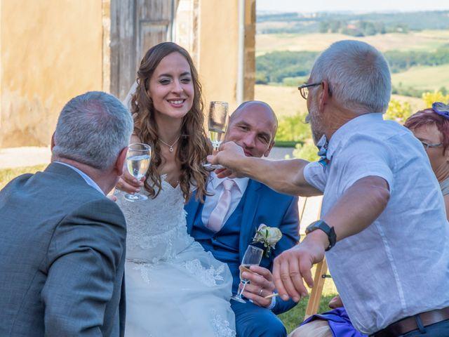 Le mariage de Nicolas et Juliette à Lupiac, Gers 15