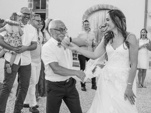 Le mariage de Nicolas et Juliette à Lupiac, Gers 17