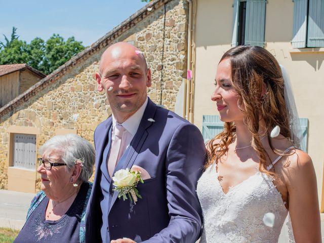 Le mariage de Nicolas et Juliette à Lupiac, Gers 33