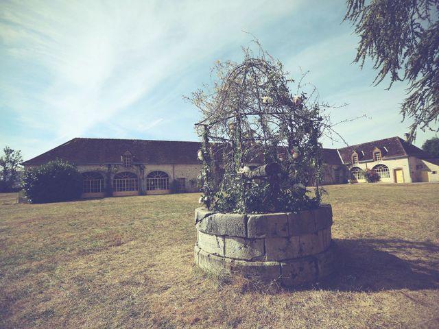 Le mariage de Nicolas et Lucy à Griselles, Loiret 32