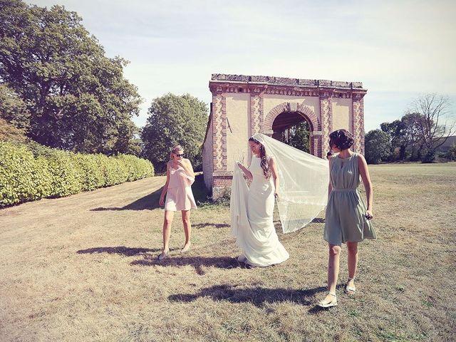Le mariage de Nicolas et Lucy à Griselles, Loiret 38