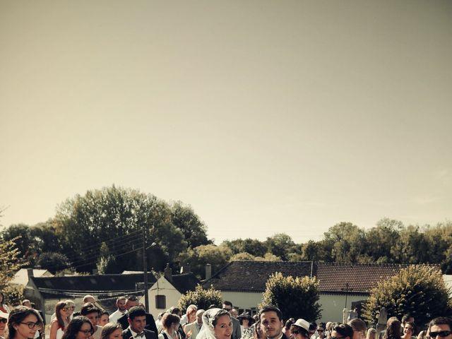 Le mariage de Nicolas et Lucy à Griselles, Loiret 63