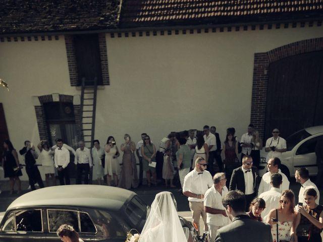Le mariage de Nicolas et Lucy à Griselles, Loiret 66