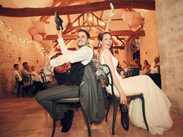 Le mariage de Nicolas et Lucy à Griselles, Loiret 86