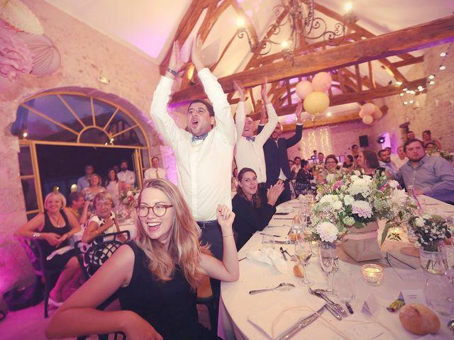 Le mariage de Nicolas et Lucy à Griselles, Loiret 87