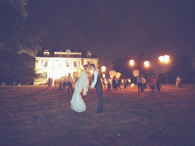 Le mariage de Nicolas et Lucy à Griselles, Loiret 91