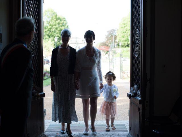 Le mariage de Sébastien et Aurélie à Forges-les-Eaux, Seine-Maritime 1