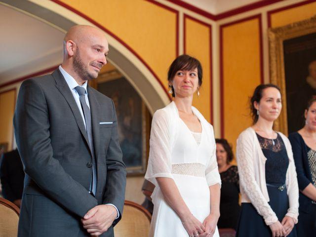 Le mariage de Sébastien et Aurélie à Forges-les-Eaux, Seine-Maritime 4