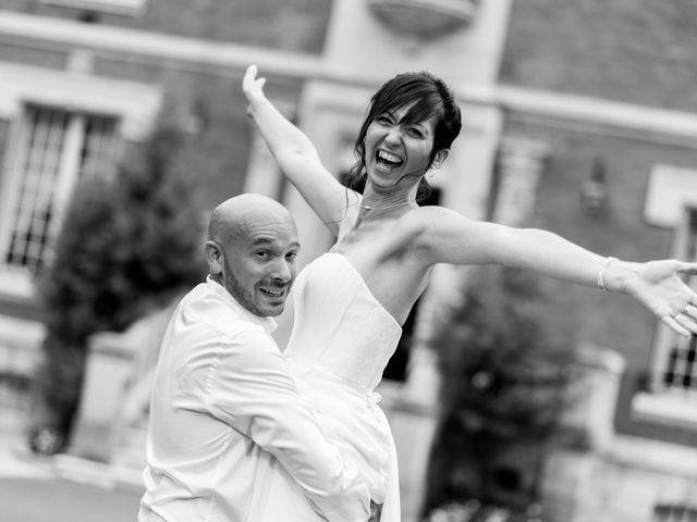 Le mariage de Sébastien et Aurélie à Forges-les-Eaux, Seine-Maritime 83